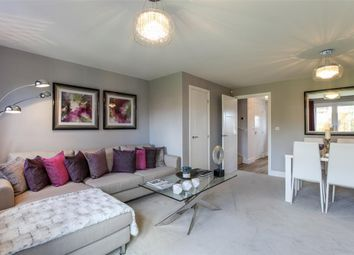 "Thumbnail 3 bed semi-detached house for sale in ""Pushkin"" at Cumberford Hill, Bloxham, Banbury"