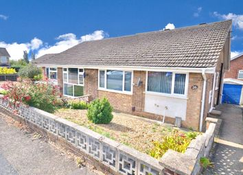 Thumbnail 2 bed semi-detached bungalow for sale in Miller Close, Kettering