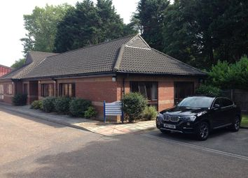 Thumbnail Office to let in Suite 1, Abbey Lodge, Abbey Farm Commercial Park, Horsham St Faith, Norwich, Norfolk