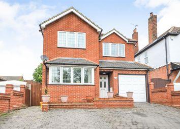 Thumbnail 4 bed detached house for sale in London Road, Pitsea, Basildon