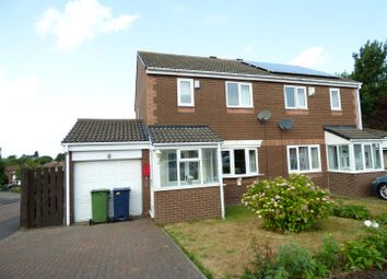 Thumbnail 3 bed semi-detached house for sale in Hollowdene, Hetton-Le-Hole, Houghton Le Spring