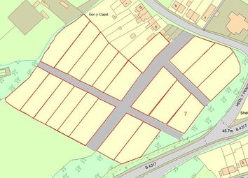 Thumbnail Land for sale in Plot 7, Heol Y Pentre, Ponthenry, Llanelli, Dyfed