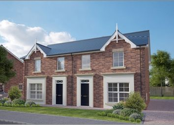 3 bed semi-detached house for sale in Claremont At River Hill, Bangor Road, Newtownards BT23