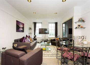 Thumbnail 3 bedroom flat for sale in Seymour Place, London, London