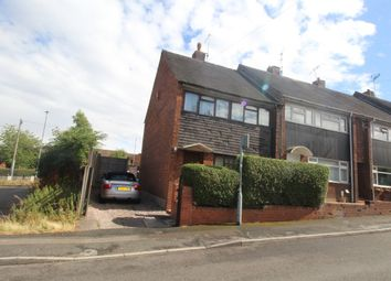 Thumbnail 3 bed terraced house for sale in Chain Street, Stoke-On-Trent
