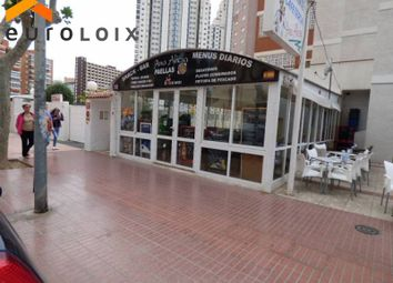 Thumbnail Retail premises for sale in Rincon De Loix, Benidorm, Spain