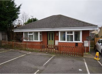 Thumbnail 2 bed detached bungalow for sale in Sea View Road, Poole