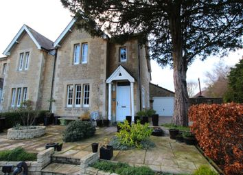 Thumbnail 4 bed semi-detached house for sale in Pew Hill, Chippenham