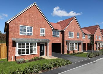 "Thumbnail 4 bed semi-detached house for sale in ""Chesham Special"" at Gold Furlong, Marston Moretaine, Bedford"