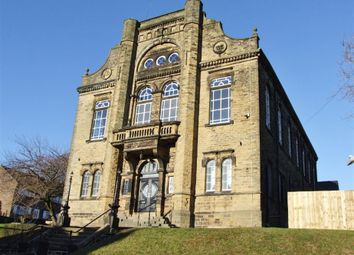 Thumbnail 2 bed flat for sale in Stainland Road, Stainland, Halifax
