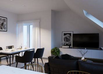 Thumbnail 2 bed flat for sale in Grove Road, Sutton, Surrey