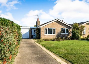 Thumbnail 2 bed detached bungalow for sale in Acorn Close, Freiston, Boston