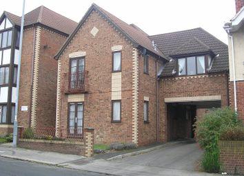 Thumbnail 1 bed flat to rent in Broughton House, 28-30 Bullar Road, Bitterne, Southampton