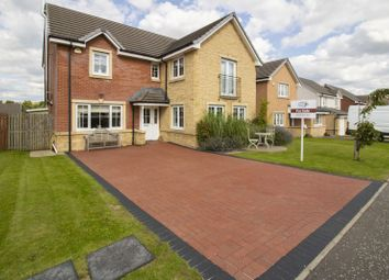Thumbnail 4 bedroom detached house for sale in Greenoakhill Court, Uddingston, Glasgow