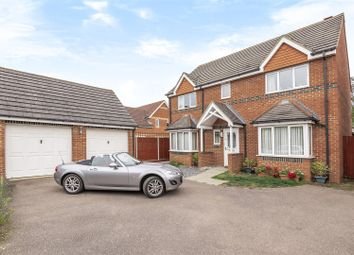 4 bed detached house for sale in Fennel Drive, Biggleswade SG18