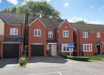 Thumbnail 4 bed detached house for sale in Park Court, Hadley, Telford