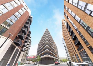 Thumbnail 1 bed flat to rent in Mercier Court, Royal Wharf, London