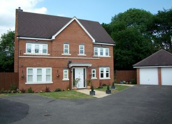 Thumbnail 4 bed detached house to rent in Palmerston Close, Royal Earlswood Park, Redhill