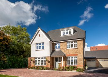 Thumbnail 5 bedroom detached house for sale in Rayne Gardens, Rayne Road, Braintree
