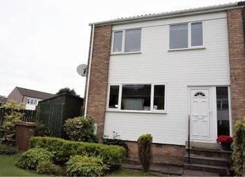 3 bed end terrace house for sale in Melford Way, Paisley PA3