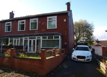 Thumbnail 3 bedroom semi-detached house for sale in 40 Ashfield Lane, Milnrow, Rochdale