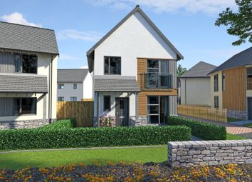 Thumbnail 3 bedroom end terrace house for sale in Plot 27, Yarners Mill, Dartington, Devon