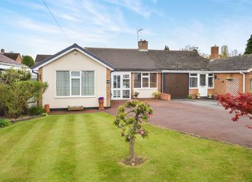 Thumbnail 3 bed semi-detached bungalow for sale in Sedgemere Grove, Balsall Common, West Midlands