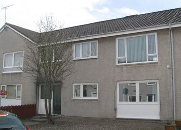 Thumbnail 1 bed flat to rent in Pitreuchie Place, Forfar