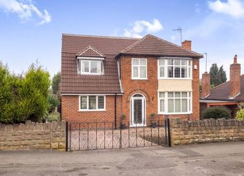 Thumbnail 4 bed detached house for sale in Rolleston Drive, Arnold, Nottingham, Nottinghamshire