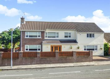 Thumbnail 5 bed detached house for sale in Cotswold Avenue, Lisvane, Cardiff, South Glamorgan