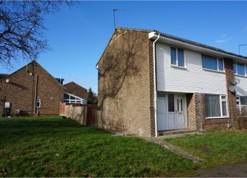 Thumbnail 3 bed semi-detached house for sale in Tryon Close, Swindon