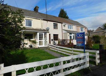 2 bed terraced house for sale in Ynysmeudwy Road, Pontardawe, Swansea, . SA8