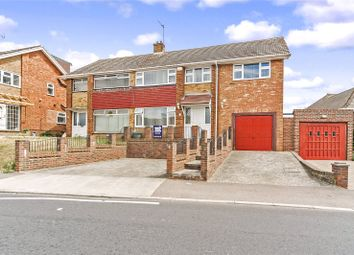Thumbnail 5 bed semi-detached house for sale in Marling Way, Gravesend, Kent