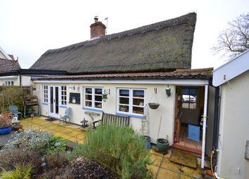 Thumbnail 2 bed semi-detached house for sale in Doctors Lane, Stradbroke, Eye