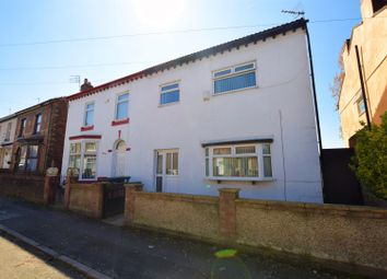 Thumbnail 4 bed semi-detached house for sale in Harland Road, Birkenhead
