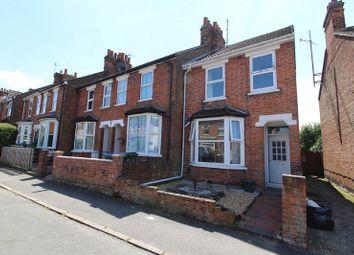 Thumbnail 3 bed end terrace house to rent in Highbridge Road, Aylesbury