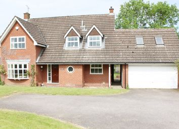 Thumbnail 5 bed detached house for sale in Ryton Road, Bubbenhall, Coventry