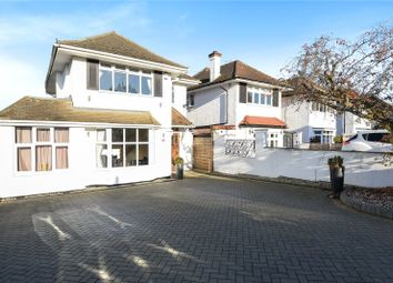 Thumbnail 4 bed detached house for sale in Raglan Gardens, Watford, Hertfordshire