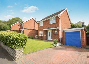 Thumbnail 4 bed detached house for sale in Rhodfa Gofer, Dyserth, Rhyl