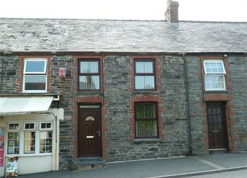 Thumbnail 2 bedroom terraced house for sale in Fronwen, High Street, Crymych, Pembrokeshire