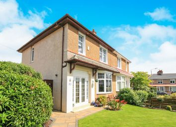 Thumbnail 3 bed semi-detached house for sale in Kinghorn Drive, Kings Park, Glasgow