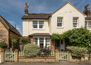 Thumbnail 4 bed semi-detached house for sale in Weston Park, Thames Ditton