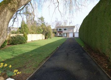 Thumbnail 5 bed detached house for sale in Callerton Court, Ponteland, Newcastle Upon Tyne