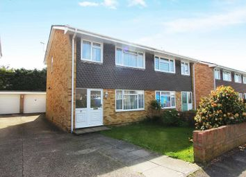 Thumbnail 3 bed semi-detached house for sale in Kenson Gardens, Southampton