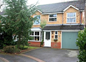 Thumbnail 4 bed detached house for sale in Ashby Court, Solihull