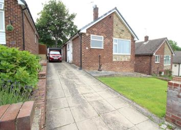 Thumbnail 3 bed bungalow for sale in Hall Cliffe Crescent, Horbury, Wakefield