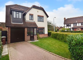Thumbnail 4 bed detached house for sale in Padgate, Thorpe End, Norwich