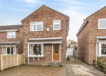 3 bed detached house for sale in Lancaster Way, York YO30