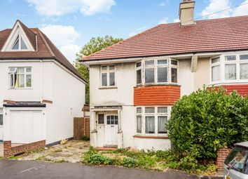 Thumbnail 3 bed end terrace house for sale in Abingdon Road, Norbury