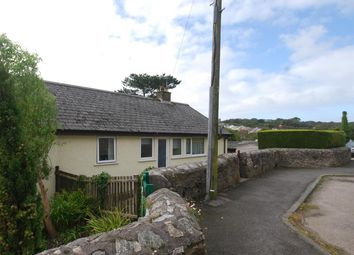 Thumbnail 3 bed semi-detached bungalow for sale in Lower Quarters, Ludgvan, Penzance